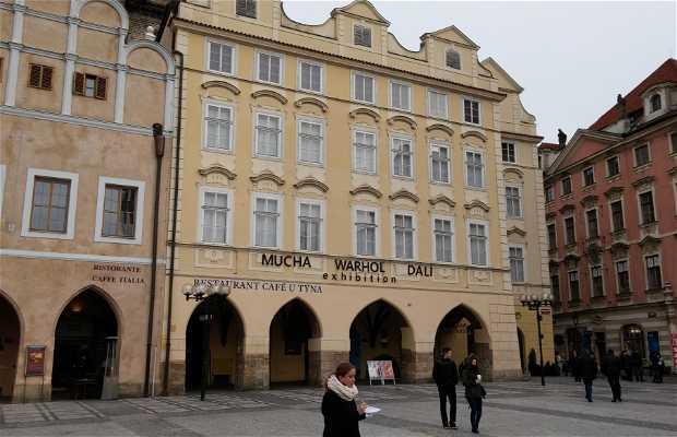 Gallery of Art,Staroměstské náměstí 15 Praha1