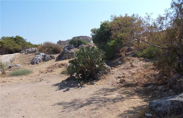 Forteresse et mosquée de Réthymnon