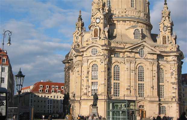 Iglesia Nuestra Señora - Frauenkirche