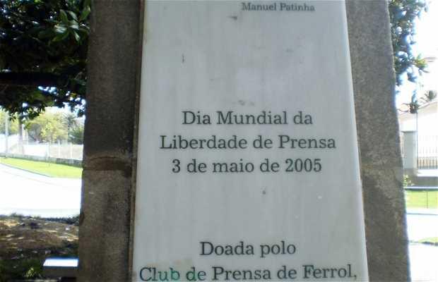 Monumento Ás ceibes