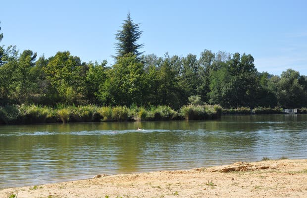 Salettes lake