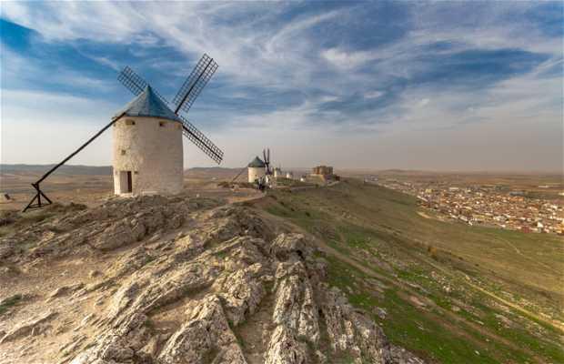 Moulins à vent de Consuegra