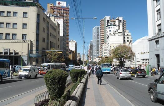 Mariscal Street