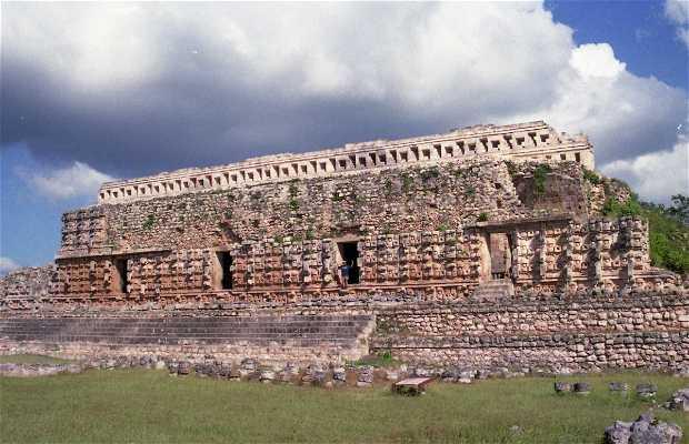 Ruines de Kabah