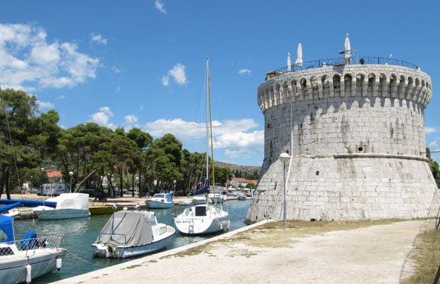 Torre de St Marcos.