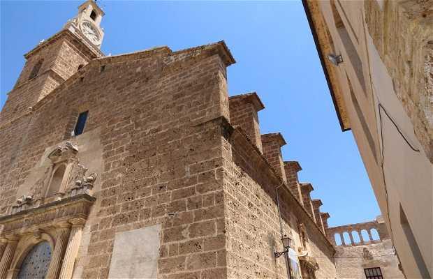 Iglesia arciprestal de la Asunción de la Mare de Déu de Albaida
