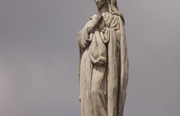 Immaculate Conception Sculpture
