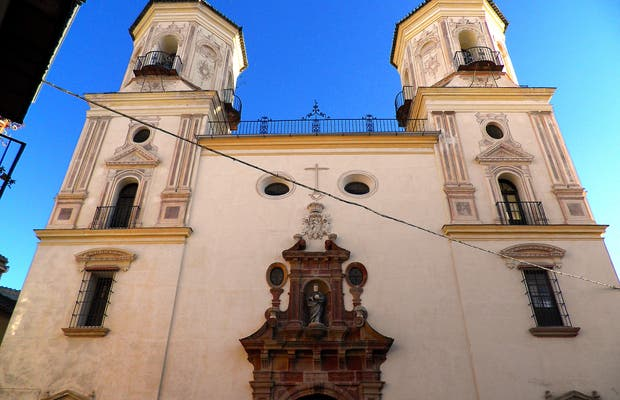 Chiesa di San Filippo Neri a Malaga