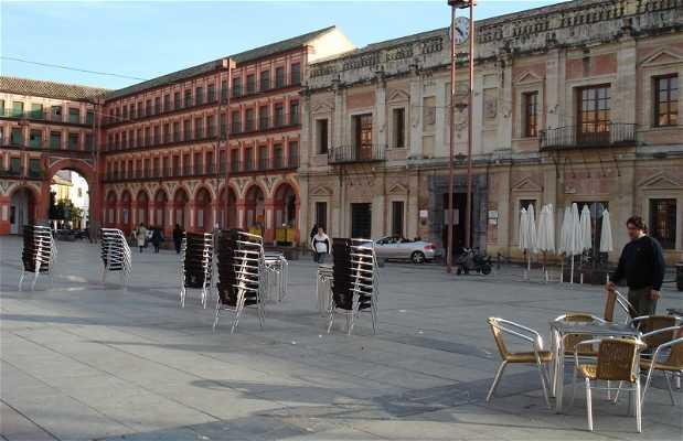 Place de la Corredera