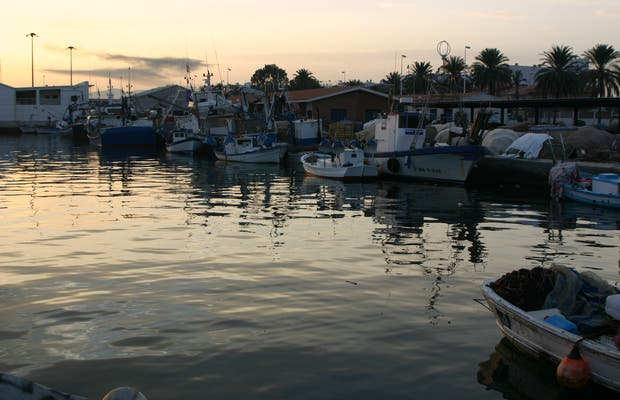 Port de Caleta de Vélez