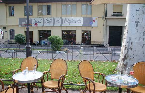 Restaurante Grand Café de l'Esplanade
