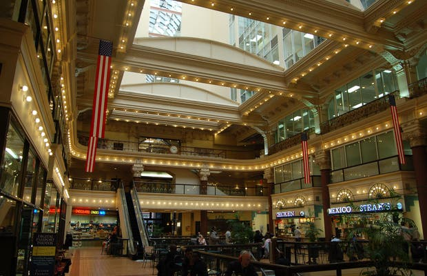 Centre Commercial The Bourse Food Court & Specialty Shops
