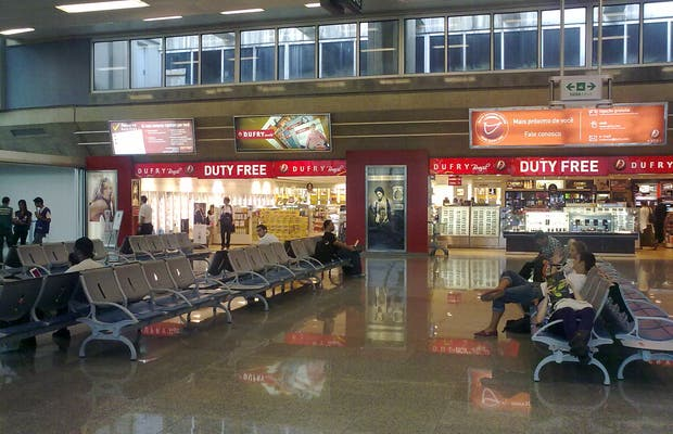 Aeropuerto Internacional de Galeão