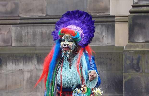 Festival dell'estate, Edimburgo