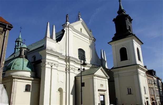 Iglesia de San Jacek (Kościół św. Jacka)