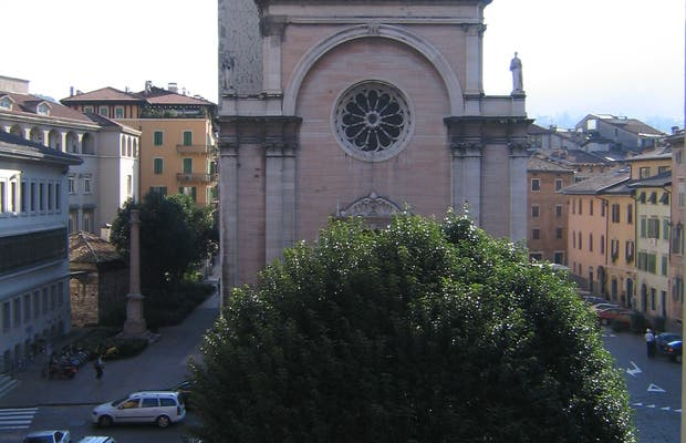 Plaza Santa Maria Maggiore