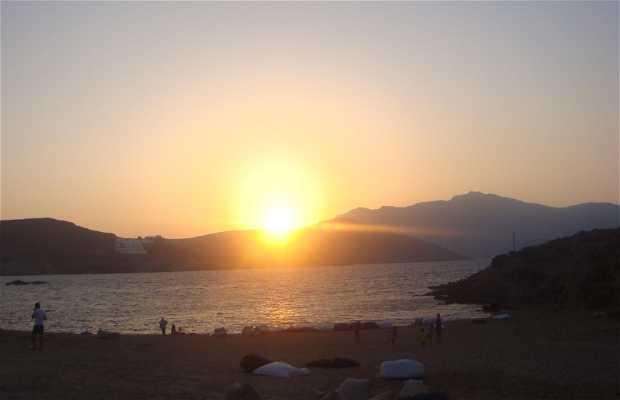 Praia de Ftelia