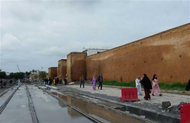 Mura di Salé