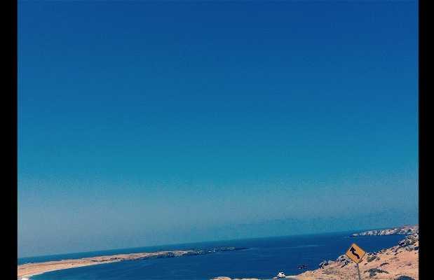 Bahía Cisne