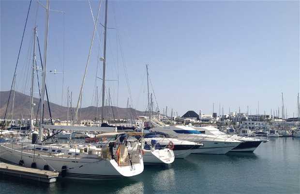 Puerto Deportivo Marina Rubicón