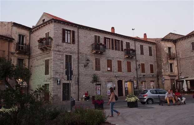Old town of Tempio