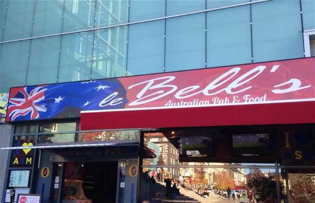 Pub Restaurant Bell's Australian