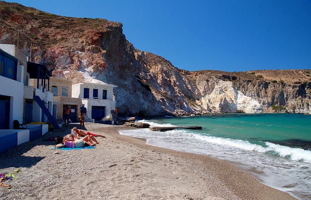 Spiaggia di Firopotamos