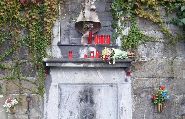 Altar a la Santina