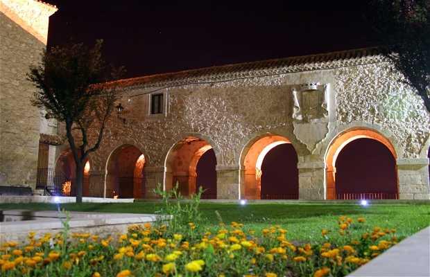 Mirador de los Arcos - Plaza de Santa Clara