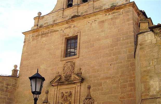 Chiesa di San Torquato a Zamora