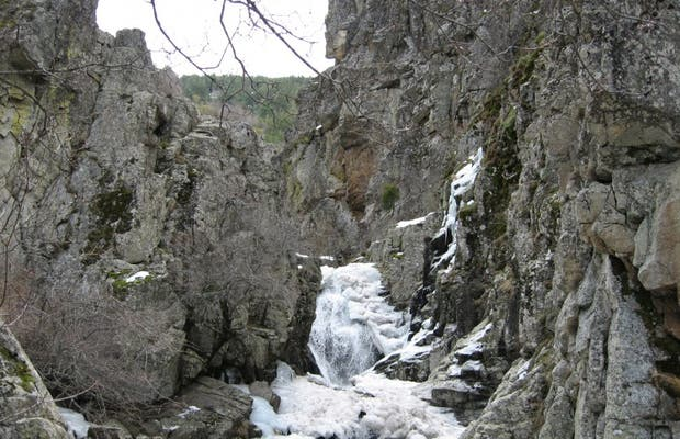 Cascade du Purgatoire