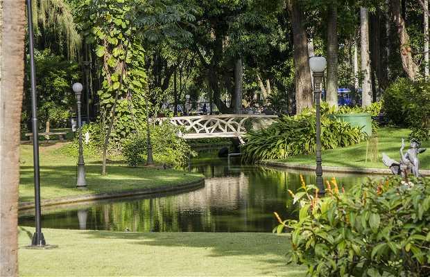 Jardim do Museu da República