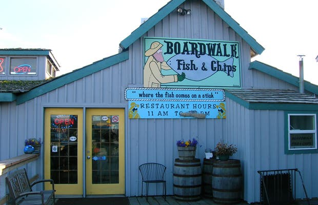Boardwalk Fish & Chips