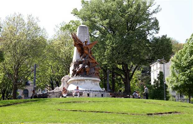 Plaza Jovin Bouchard