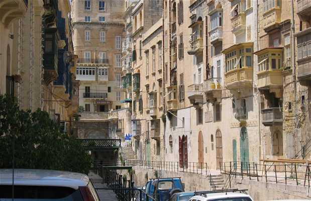 Centro histórico de Valeta
