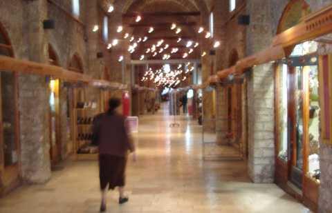Bazar-Museo Bursa Bezistan