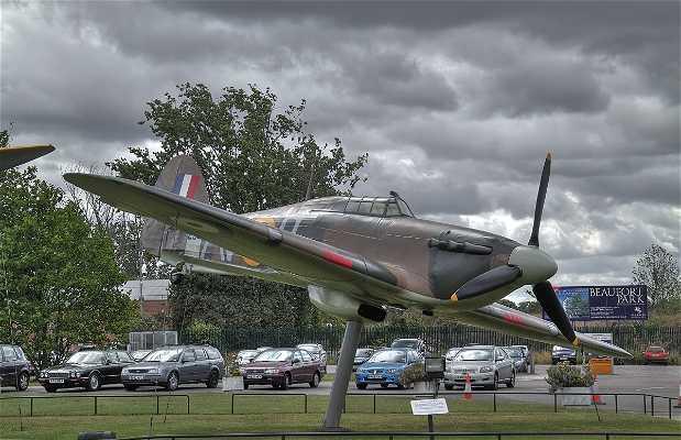 Museo de la Real Fuerza Aérea Británica