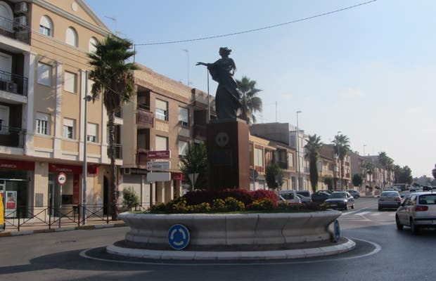 Monumento a la Independencia.
