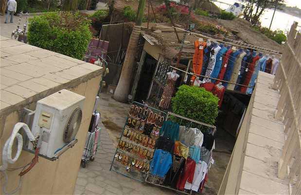 Mercado de Kom Ombo