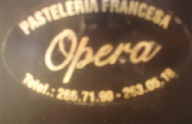 Pasteleria Opera