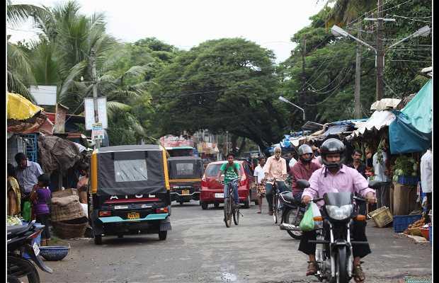 Mercado Principal de Cochin