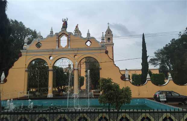 Ex-Convento Franciscano Cholula
