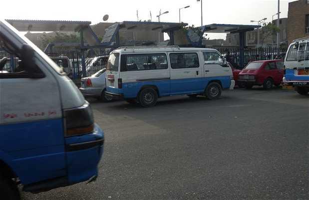 Estación de autobuses El Sayeda