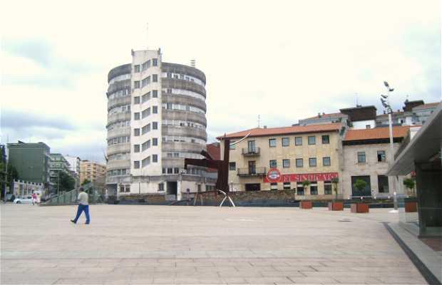 Plaza de La Llama