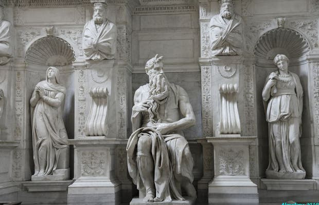 Moses (Michelangelo)