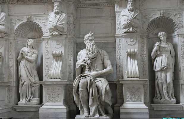 O Moisés de Miguel Ângelo