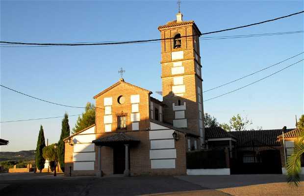 Iglesia Ntra. Sra. de la Nieves