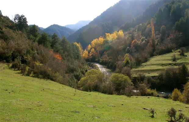 La Vall de l´Ingla