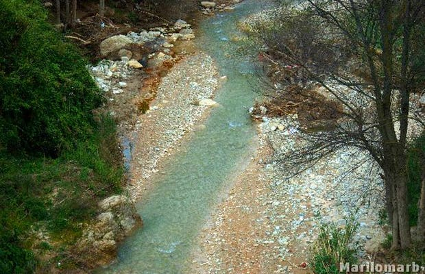 Puente del Arroyo Bebedero