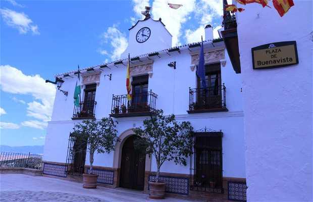 Casa Consistorial de Casarabonela